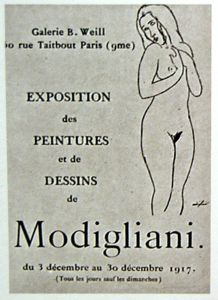 800px-Amedeo-Modigliani-berthe-weill-first-oneman-exhibition-nudes-1917-paris
