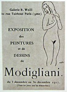 800px-Amedeo-Modigliani-berthe-weill-first-oneman-exhibition-nudes-1917-paris